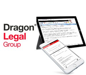 Dragon Legal 15 für Dictanet